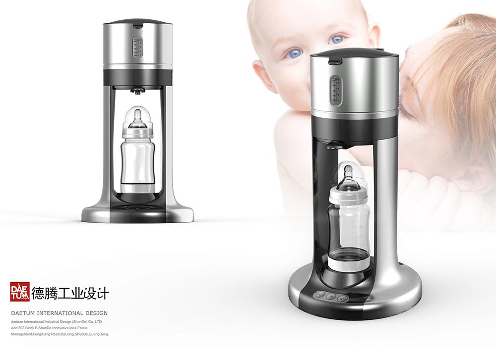 自动冲奶机设计