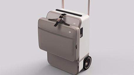 行李超负荷?来一个懂变身大尺寸的XTEND行李箱解决吧!